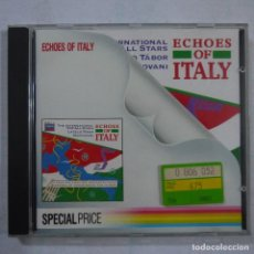 CDs de Música: ECHOES OF ITALY - CD . Lote 114410975