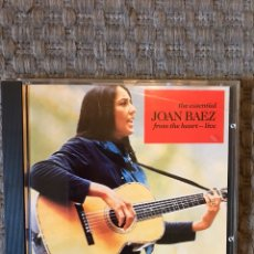 CDs de Música: CD ORIGINAL JOAN BÁEZ. Lote 114431806