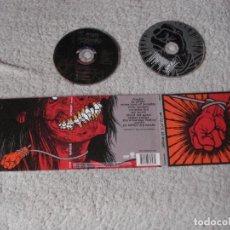 CDs de Música: METALLICA- ST. ANGER CD + DVD. Lote 114432151