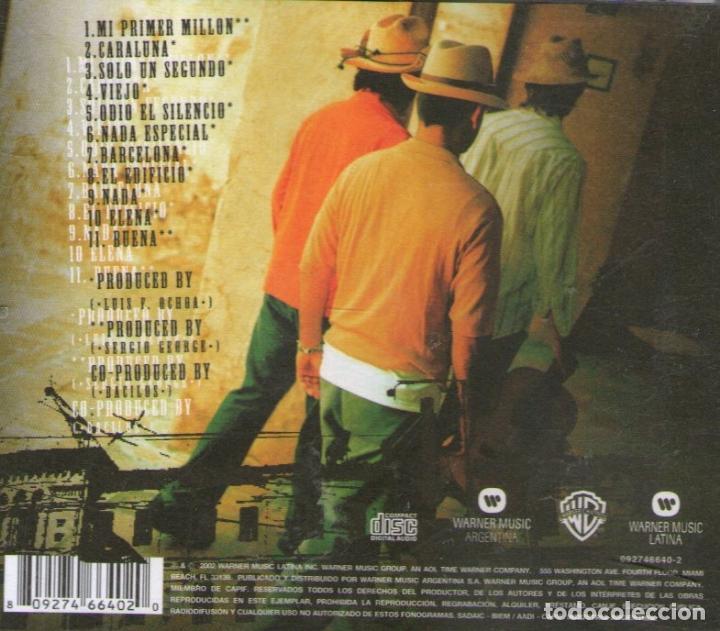 CDs de Música: REVERSO. - Foto 2 - 114438683