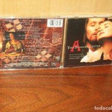 CDs de Música: THE SCARLET LETTER - MUSICA DE JOHN BARRY - CD BANDA SONORA ORIGINAL BSO. Lote 114446159