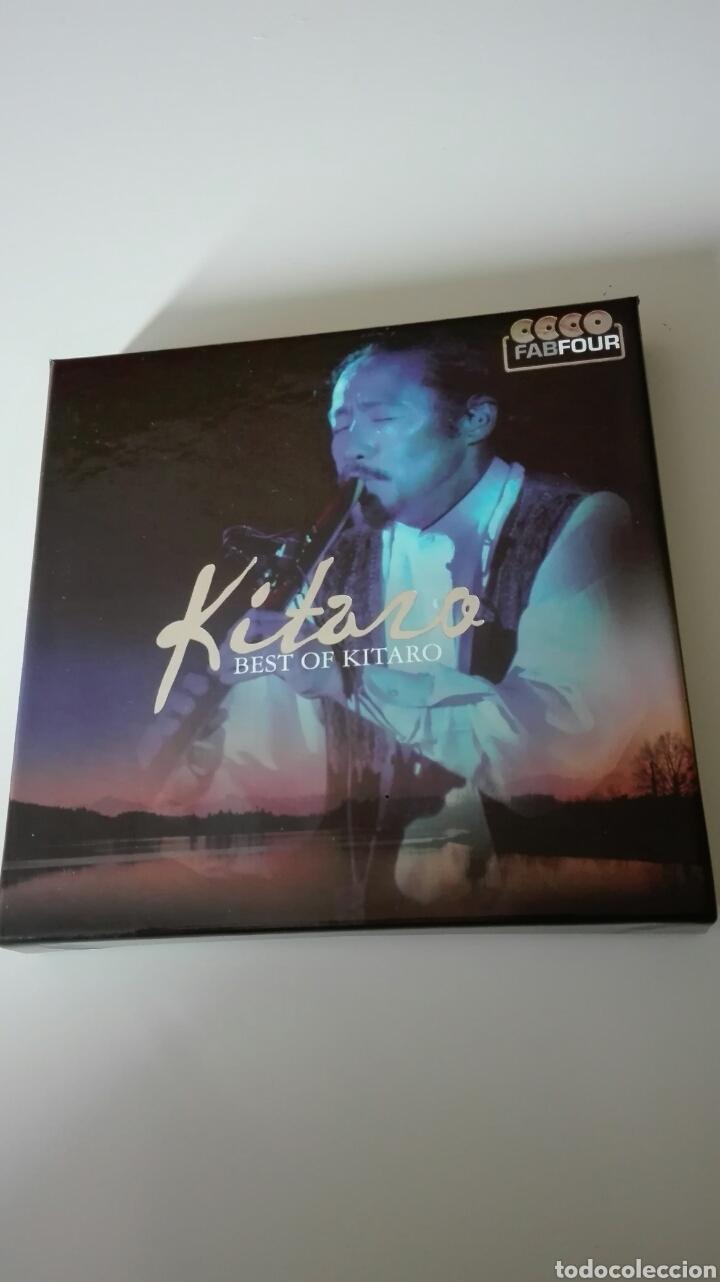 BEST OF KITARO (Música - CD's World Music)