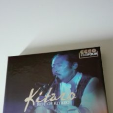 CDs de Música: BEST OF KITARO. Lote 114458914