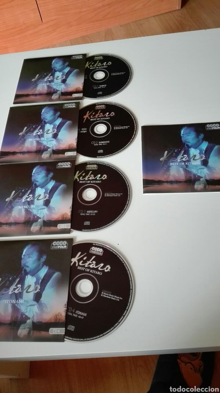CDs de Música: Best of kitaro - Foto 3 - 114458914