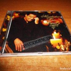 CDs de Música: LUIS MIGUEL NAVIDADES CD ALBUM DEL AÑO 2006 EU CONTIENE 11 TEMAS. Lote 134777067