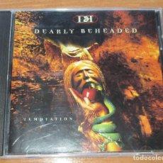 CDs de Música: DEADLY BEHEADED - TEMPTATION - 1996 - CD - MUY BUEN DISCO. Lote 114506099