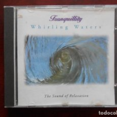 CDs de Música: CD WHIRLING WATERS - THE SOUND OF RELAXATION (AB). Lote 114517199