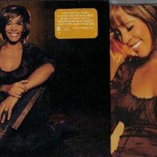 CDs de Música: WHITNEY HOUSTON -JUST WHITNEY CD + DVD. Lote 114544107