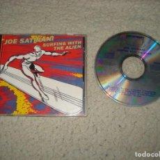 CDs de Música: JOE SATRIANI- SURFING WITH THE ALIEN. Lote 114603163