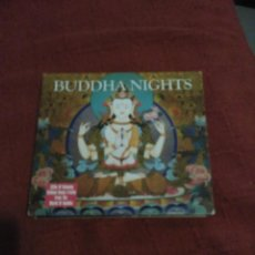 CDs de Música: BUDDA NIGHTS 3 CD 2009. Lote 114604867