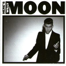 CDs de Música: WILLY MOON - HERE'S WILLY MOON - CD ALBUM - 12 TRACKS - UNIVERSAL / ISLAND RECORDS 2013. Lote 114615579