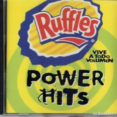 CDs de Música: VIVE A TODO VOLUMEN. POWER HITS. Lote 114624051