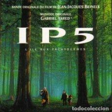 CDs de Música: IP5: L´ILE AUX PACHYDERMES / GABRIEL YARED CD BSO. Lote 218251371