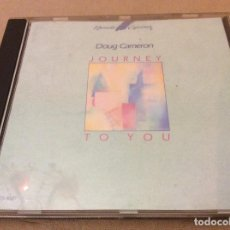 CDs de Música: DOUG CAMERON ‎– JOURNEY TO YOU. 1991.. Lote 114665847