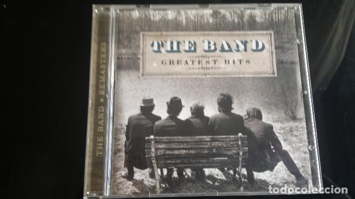 CD THE BAND: GREATEST HITS (Música - CD's Rock)