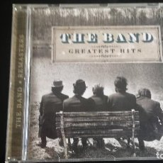 CDs de Música: CD THE BAND: GREATEST HITS. Lote 114682263