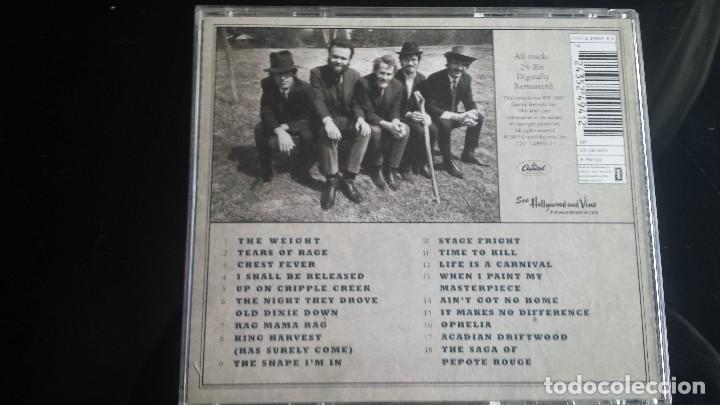 CDs de Música: CD THE BAND: GREATEST HITS - Foto 2 - 114682263