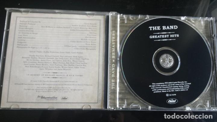 CDs de Música: CD THE BAND: GREATEST HITS - Foto 3 - 114682263