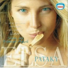 CDs de Música: ELSA PATAKY. Lote 114696591