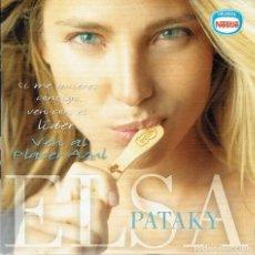 CDs de Música: ELSA PATAKY. Lote 114696619