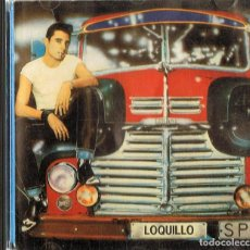 CDs de Música: LOQUILLO Y TROGLODITAS ¨EL RITMO DEL GARAGE¨ CD. Lote 114708695