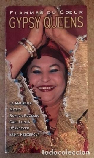 GYPSY QUEENS - DOBLE CD Y LIBRETO - ESMA REDZEPOVA, MITSOU... NETWORK, 1999 (Música - CD's World Music)