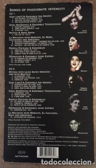 CDs de Música: GYPSY QUEENS - DOBLE CD Y LIBRETO - ESMA REDZEPOVA, MITSOU... NETWORK, 1999 - Foto 3 - 232372540