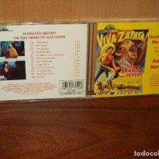 CDs de Música: VIVA ZAPATA -MUSICA DE JERRY GOLDSMITH - CD BANDA SONORA ORIGINAL BSO. Lote 114827707