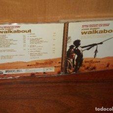 CDs de Música: WALKABOUT - MUSICA DE JOHN BARRY - CD BANDA SONORA ORIGINAL BSO. Lote 114828627
