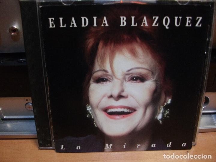ELADIA BLAZQUEZ LA MIRADA 1998 ARGENTINA CD ALBUM (Música - CD's Latina)