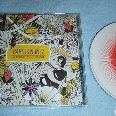 CDs de Música: CARLOS NÚÑEZ, ALBORADA DO BRASIL, CD. Lote 114834163