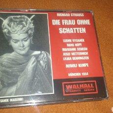 CDs de Música: RICHARD STRAUSS DIE FRAU OHNE SCHATTEN 3 CDS VER FOTOS. Lote 114838018