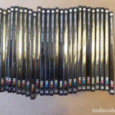 CDs de Música: LOS NUMEROS 1 DE LA MUSICA ESPAÑOLA. 27 CD. EL MUNDO. Lote 114865983