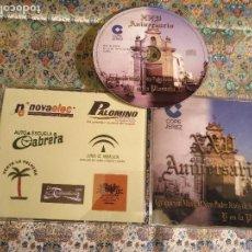 CDs de Música: CD SEMANA SANTA - COPE JEREZ - - AGRUPACION MUSICAL PADRE JESUS DE LA SENTENCIA Y EN LA PLAZUELA . Lote 114879515