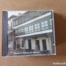 CDs de Música: BANDA DE MUSICA DE ALMAGRO. PLAZA MAYOR. 11 TEMAS. Lote 114879743