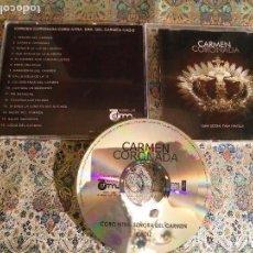 CDs de Música: CD SEMANA SANTA - CADIZ VIRGEN DEL CARMEN CORONADA - FRAGELA . Lote 114879851