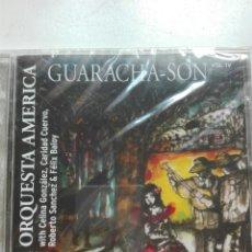 CDs de Música: ORQUESTA AMÉRICA GUARACHA SON PRECINTADA SIN ABRIR. Lote 114891104