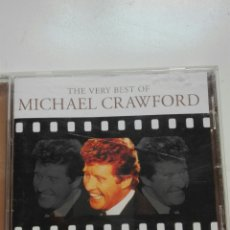 CDs de Música: THE VERY BEST OF MICHAEL CRAWFORD. Lote 114891783