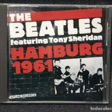 CDs de Música: BEATLES - HAMBURG 1961 - CD- UK - AUSTRALIA - RARO - TOPLINE RECORDS- PAUL MCCARTNEY- JOHN LENNON. Lote 114911683
