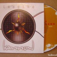 CDs de Música: KANNON - SAL + TOCAR EL CIELO - CD PROMOCIONAL - 2002 ZERO. Lote 114912863