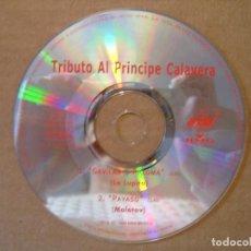 CDs de Música: TRIBUTO AL PRINCIPE CALAVERA - CD PROMOCIONAL - 1998 BMG. Lote 114914735