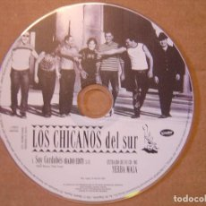 CDs de Música: LOS CHICANOS DEL SUR - SOY CORDOBES - CD SINGLE PROMOCIONAL - 2001 BAT. Lote 114915135