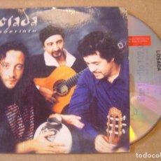 CDs de Música: LOSADA - LABERINTO - CD SINGLE PROMOCIONAL - 1998 COLUMBIA. Lote 114916883