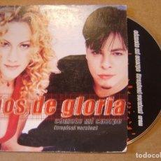 CDs de Música: RIOS DE GLORIA - COMETE MI CUERPO - CD SINGLE PROMOCIONAL - 2001 HORUS. Lote 114919463