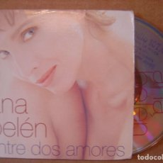 CDs de Música: ANA BELEN - ENTRE DOS AMORES - CD SINGLE PROMOCIONAL - 1997 BMG. Lote 114922127