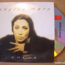 CDs de Música: ANGELA MURO - DOLOR - CD SINGLE PROMOCIONAL - 1998 SONY. Lote 114922319
