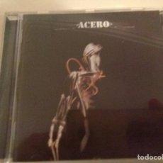 CDs de Música: CD ACERO EQUALIA PRODUCCIONES 2003. Lote 114926543