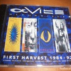 CDs de Música: ALPHAVILLE, FIRST HARVEST 1984 - 92. . Lote 114936559
