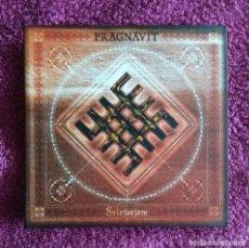 CDs de Música: PRAGNAVIT - SVIETACJAM CD DIGIFILE - DARK AMBIENT. Lote 114937871