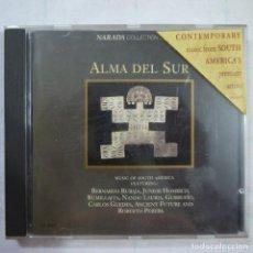 CDs de Música: ALMA DEL SUR - BERNARDO RUBAJA, JUNOR HOMRICH Y OTROS - CD 1992 . Lote 114955695